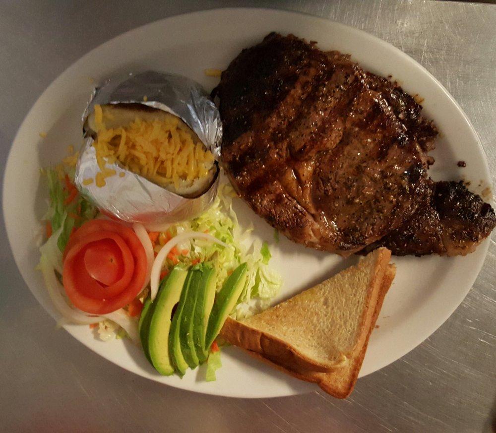 Lane's Cafe: 5263 FM 1017, San Isidro, TX