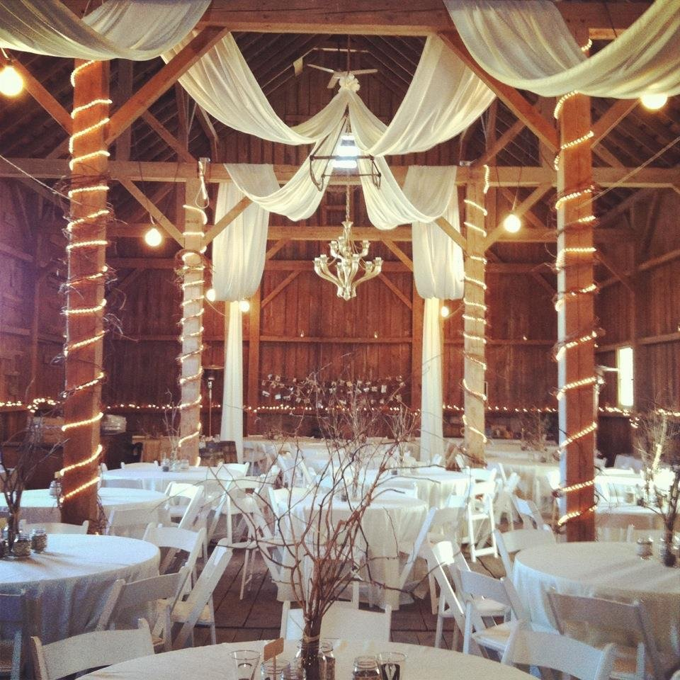 7 Barn Wedding Decoration Ideas For A Spring Wedding: 2505 Hwy 78, Mount