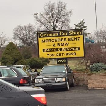 German car shop garages 2229 state route 27 edison for Mercedes benz edison nj service