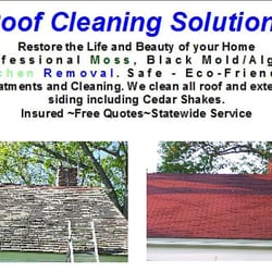 Maine Roof Cleaning Solutions - Contractors - 141 Mayflower