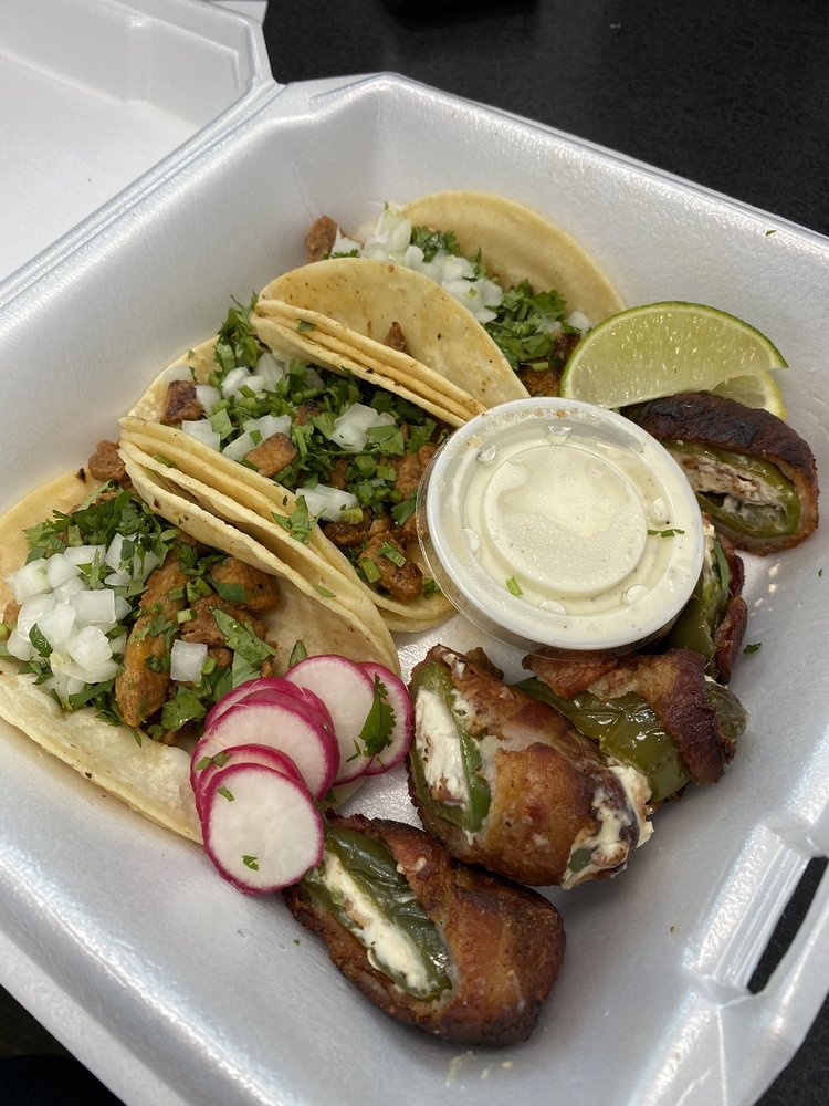 Tacos El Tapatio: 136 E 2nd St, Salida, CO