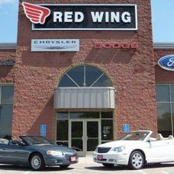Red Wing Ford >> Red Wing Ford Closed Auto Repair 3538 Highway 61 W