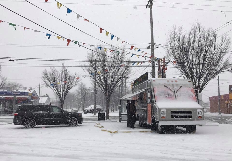 Semo's Halal Food Truck: 3001 N Market St, Wilmington, DE
