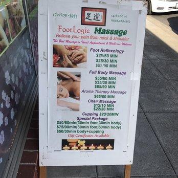Napa asian massage
