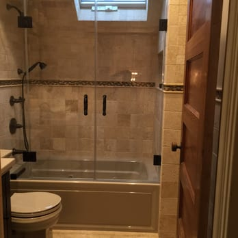 ABC Shower Doors - 17 Photos - Glass & Mirrors - 3513 Ave S, Marine ...