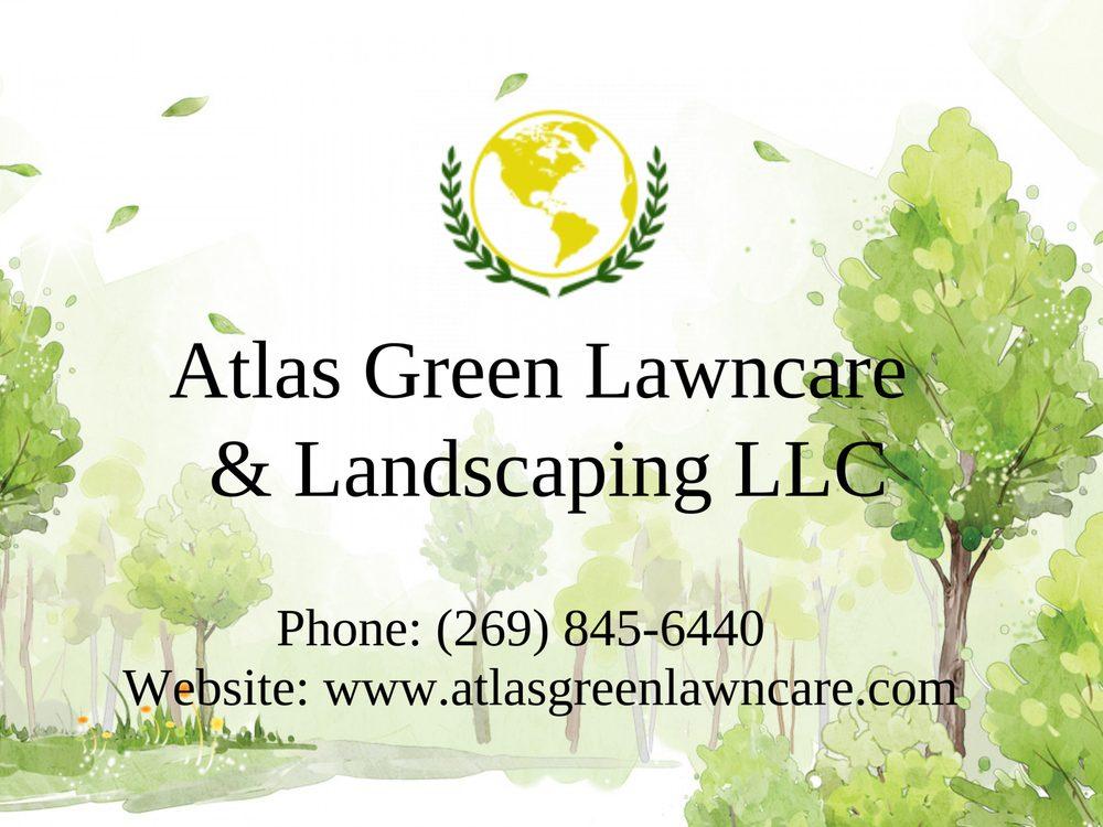 Atlas Green Lawncare and Landscaping: Dowagiac, MI