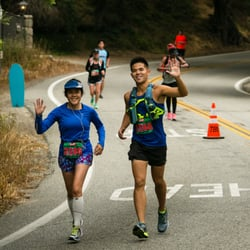 Photo Of Mountains 2 Beach Marathon Half Ventura Ca United States