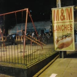2b1688068a M M Lanches - Hot Dogs - R. Cel. Genuino
