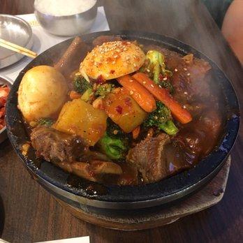 Photo Of Kunjip Restaurant Santa Clara Ca United States Spicy Ggim