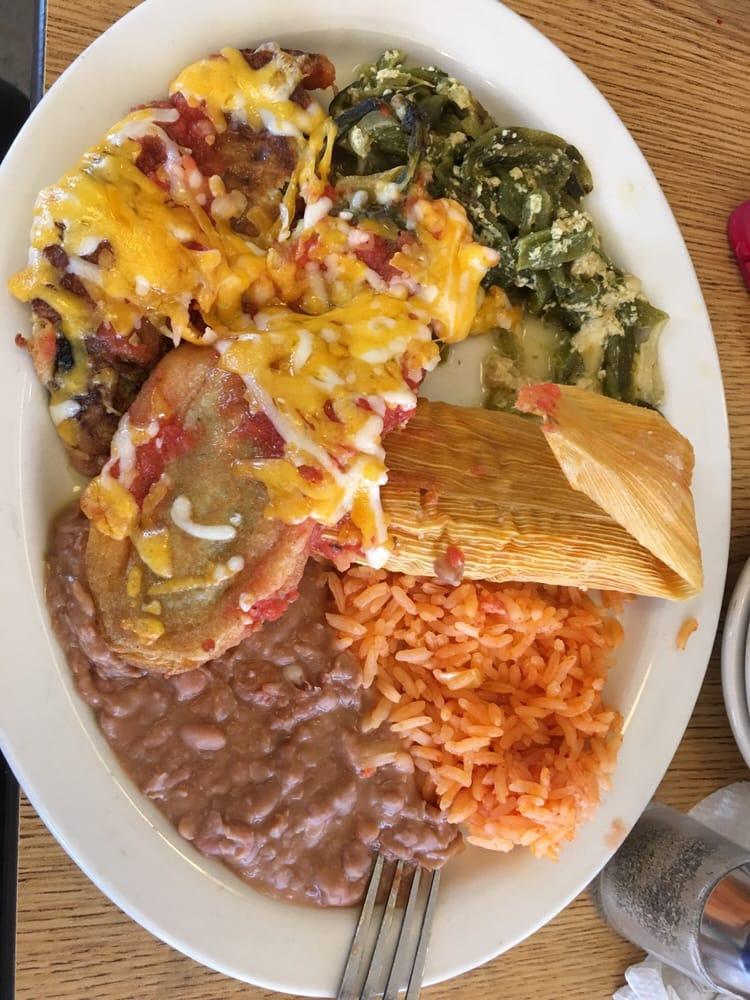 La Hacienda Restaurant: 339 E Pancake Blvd, Liberal, KS