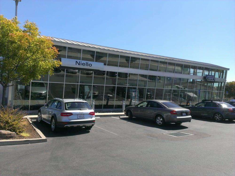Niello Audi storefront. - Yelp