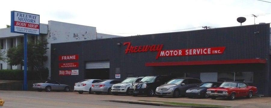 Freeway motor service 14 reviews auto repair 4351 for Motor rebuilders dallas tx