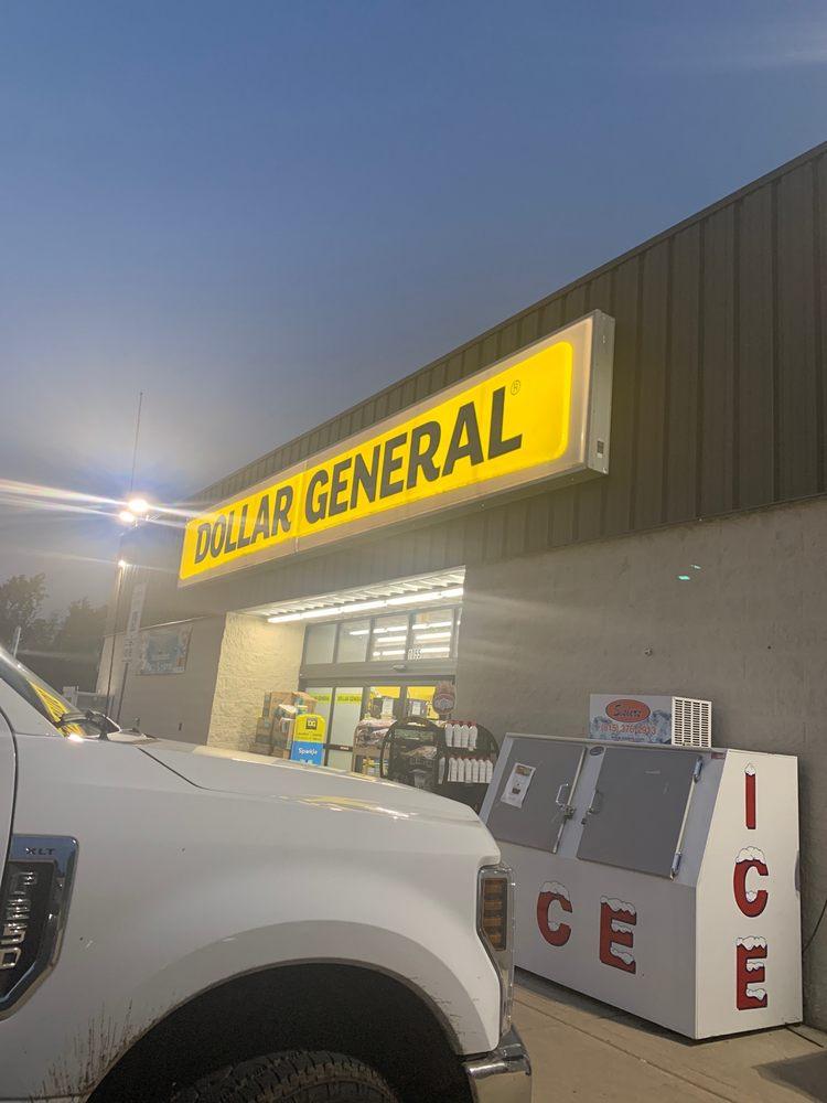 Dollar General Store: 1055 Rutland St, Marseilles, IL
