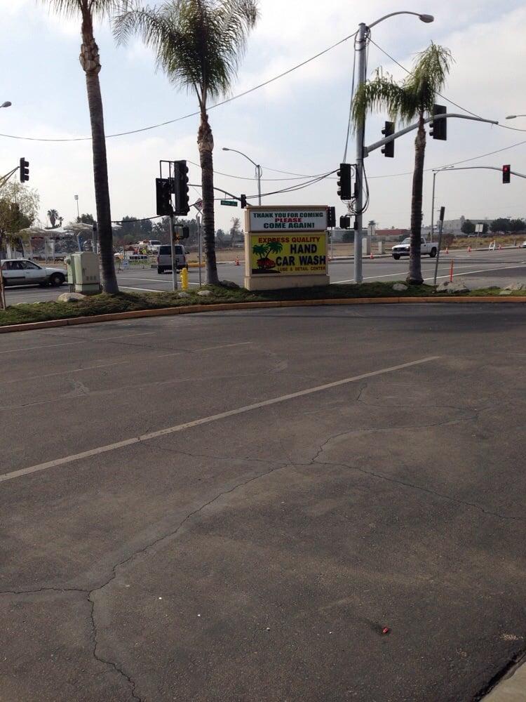 Express Quality Car Wash 41 Reviews Car Wash 101 N E St San Bernardino Ca United States
