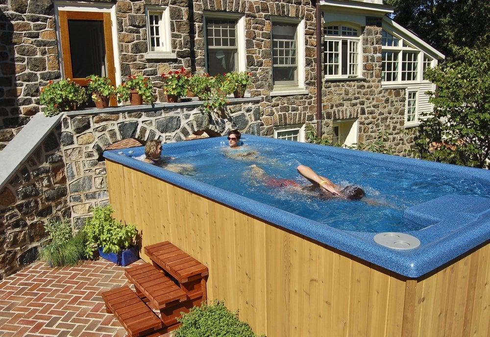 Endless Pool Swim Spa - Yelp