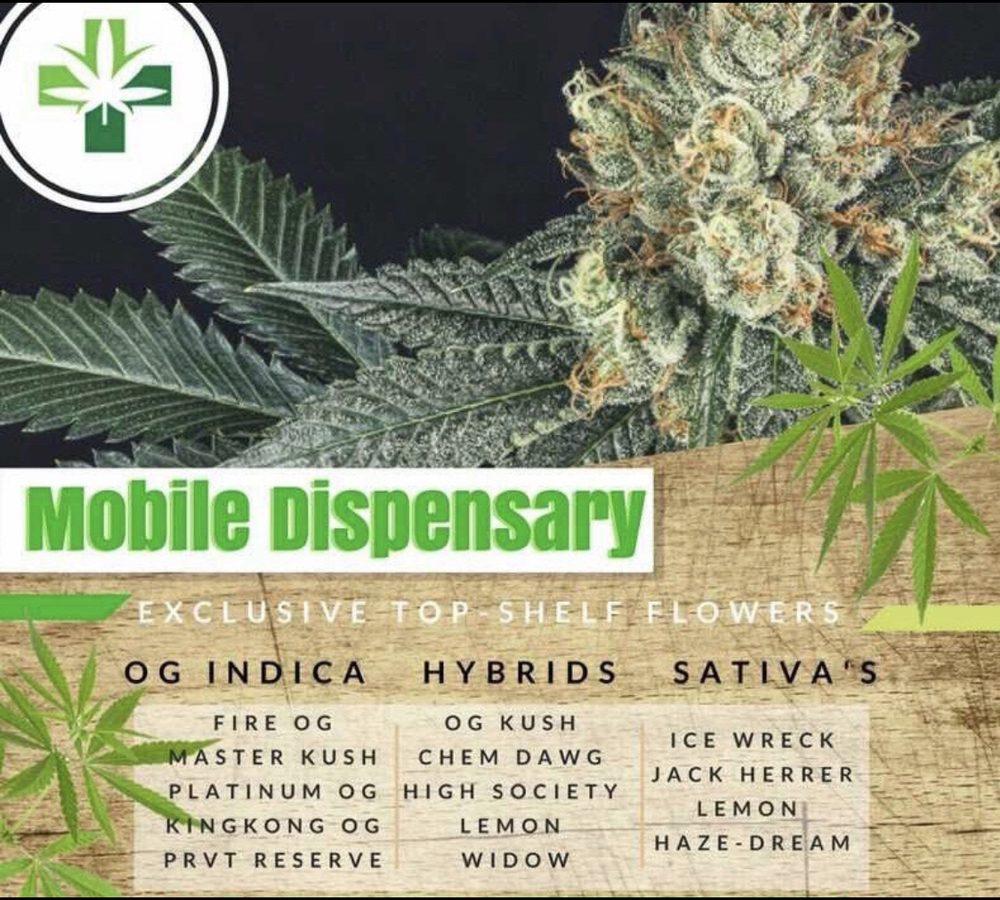 Green Fire 1 Cannabis Marijuana Delivery Los Angeles: Los Angeles, CA