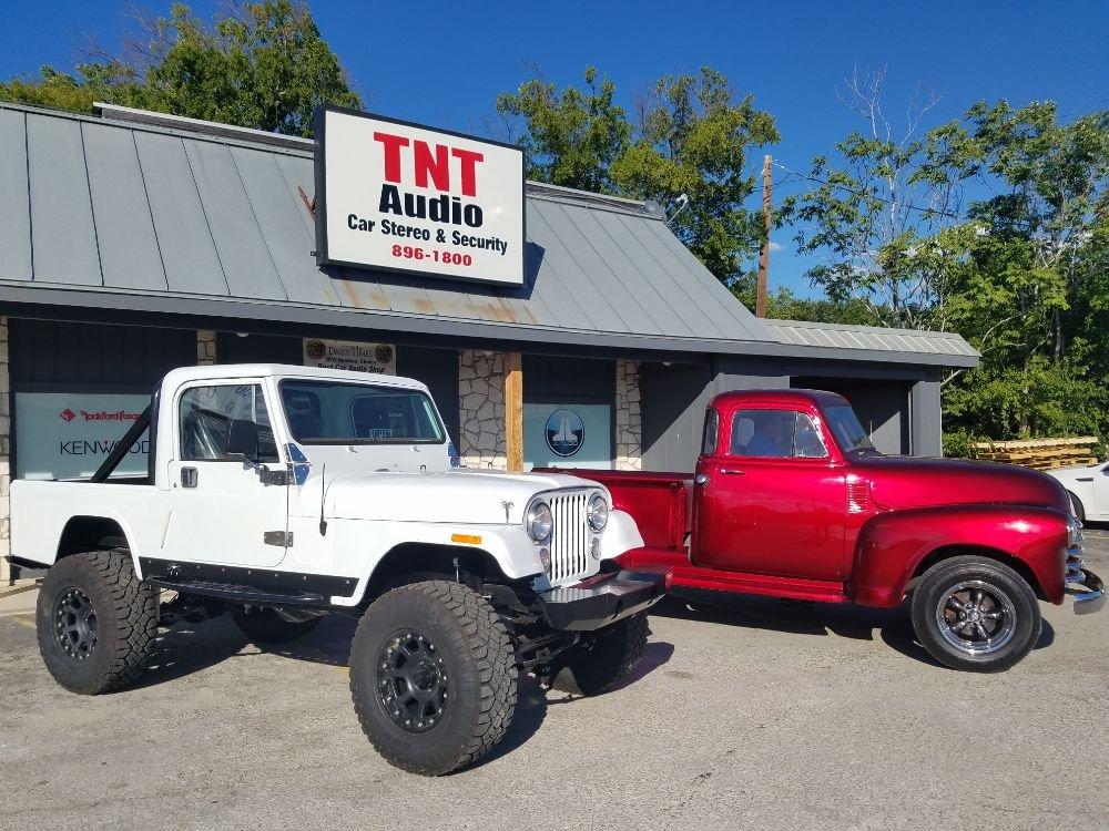 TNT Audio: 98 W Main St, Kerrville, TX