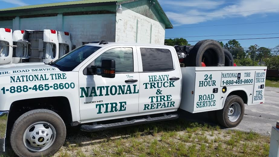 National Tire Truck Repair Tires 490 Cox Rd Cocoa Fl Phone