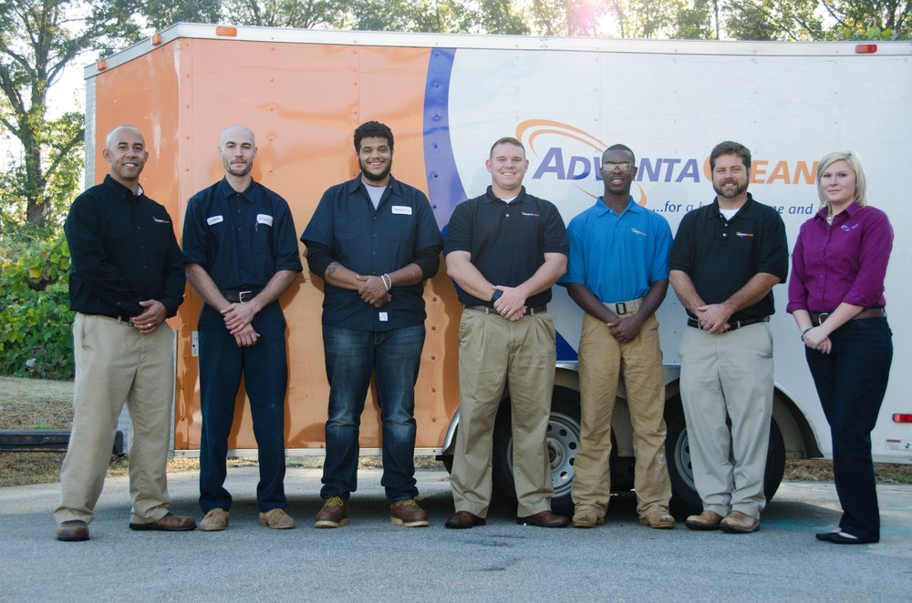 AdvantaClean of Greenville: 162 Kerns Ave, Greenville, SC