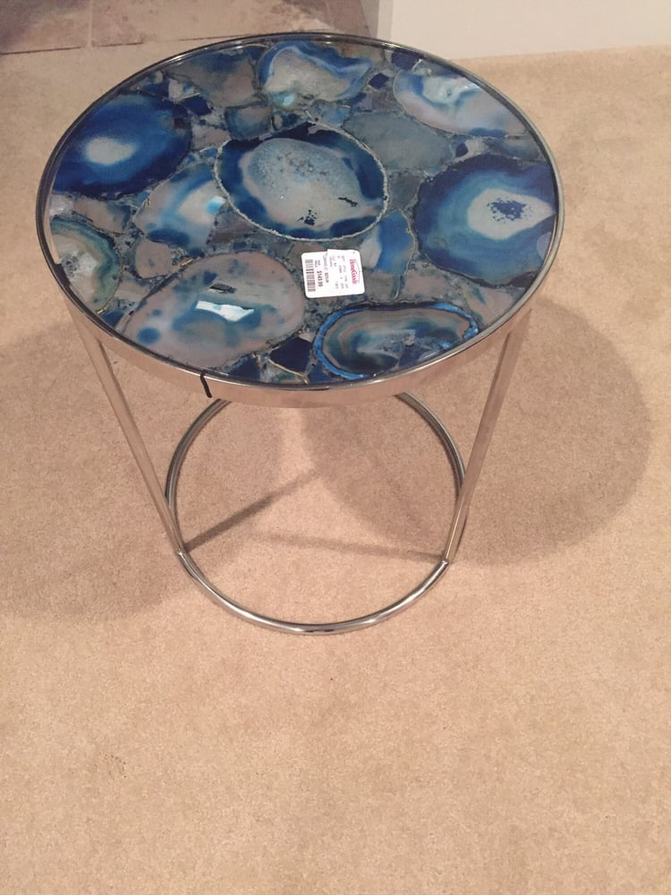 Photo Of HomeGoods   Dublin, CA, United States. Beautiful Agate Table To  Match