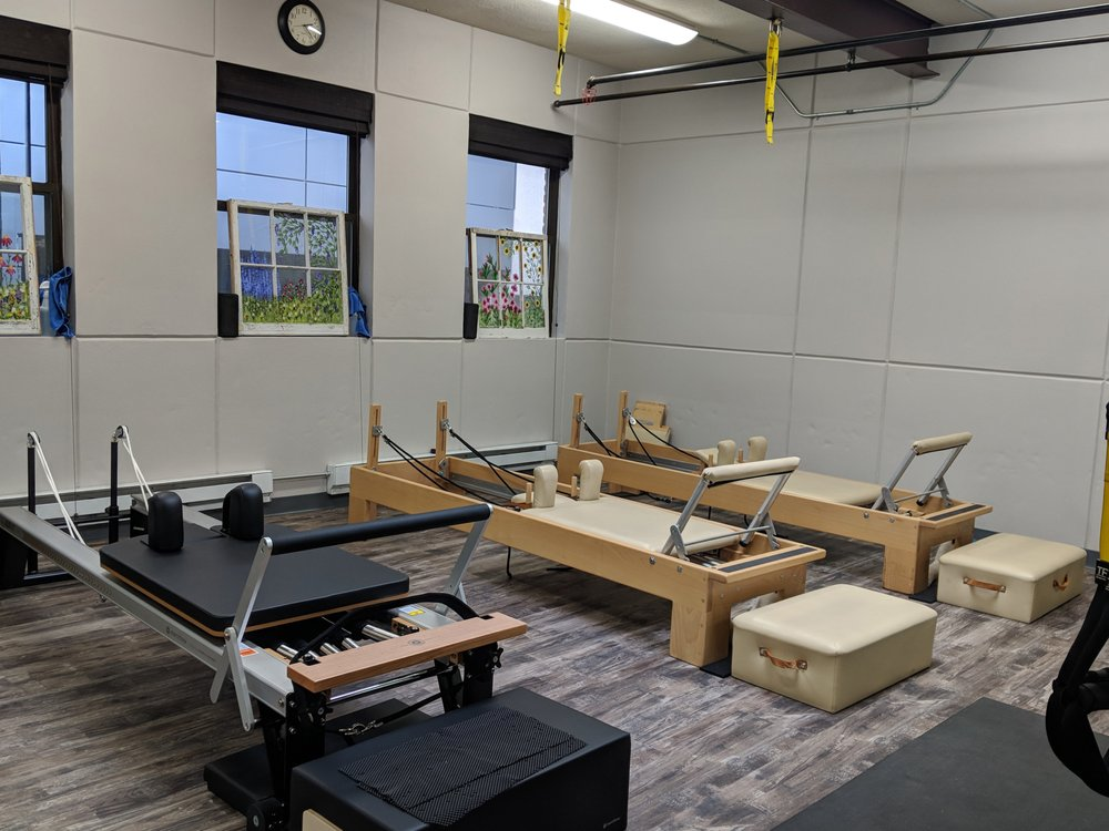 Stretch Pilates: 1127 Wehrle Dr, Williamsville, NY