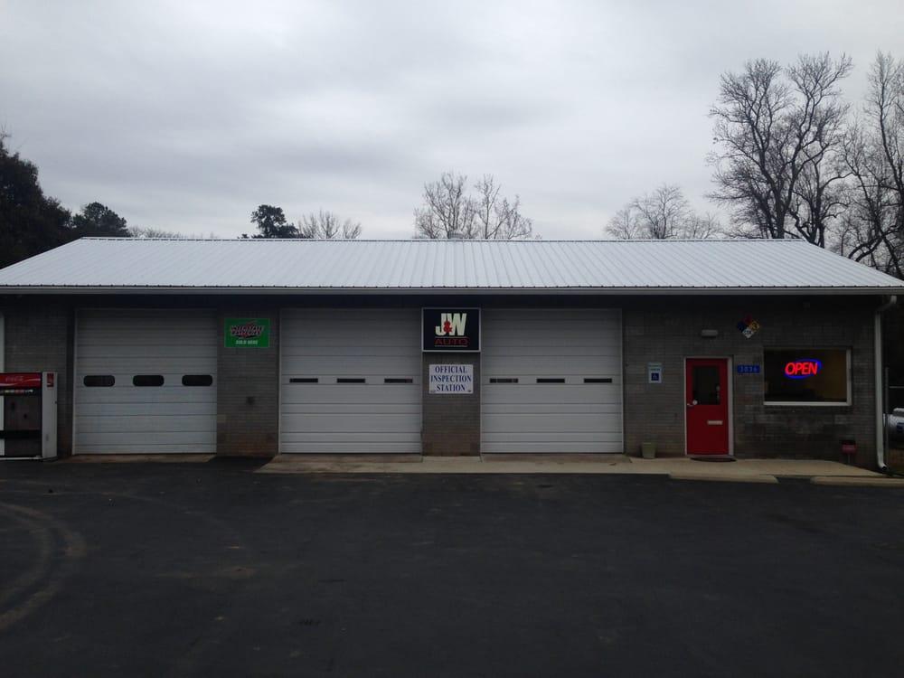 J & W Automotive: 3036 Hwy 15-501 N, Pittsboro, NC