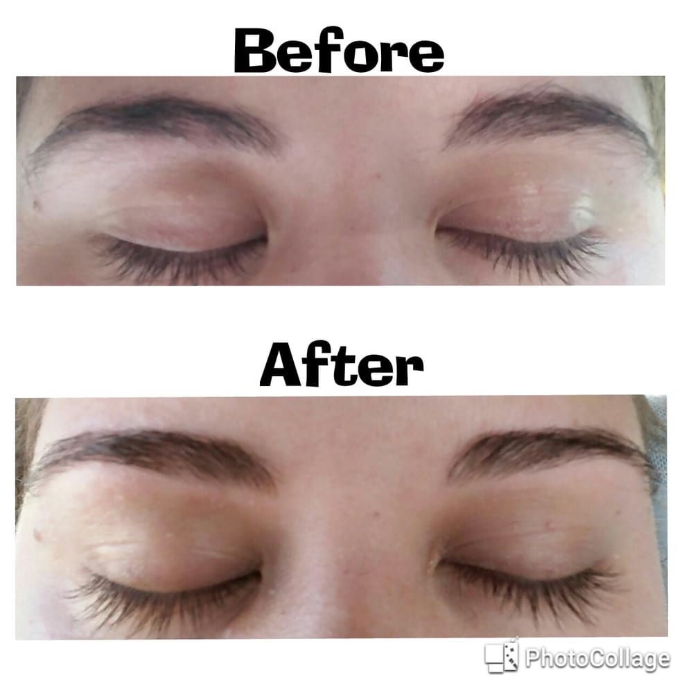 Eyebrow Threading With Erika Yelp