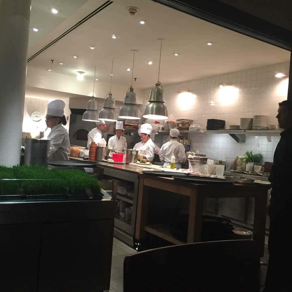 Open Kitchen, Garde Manger