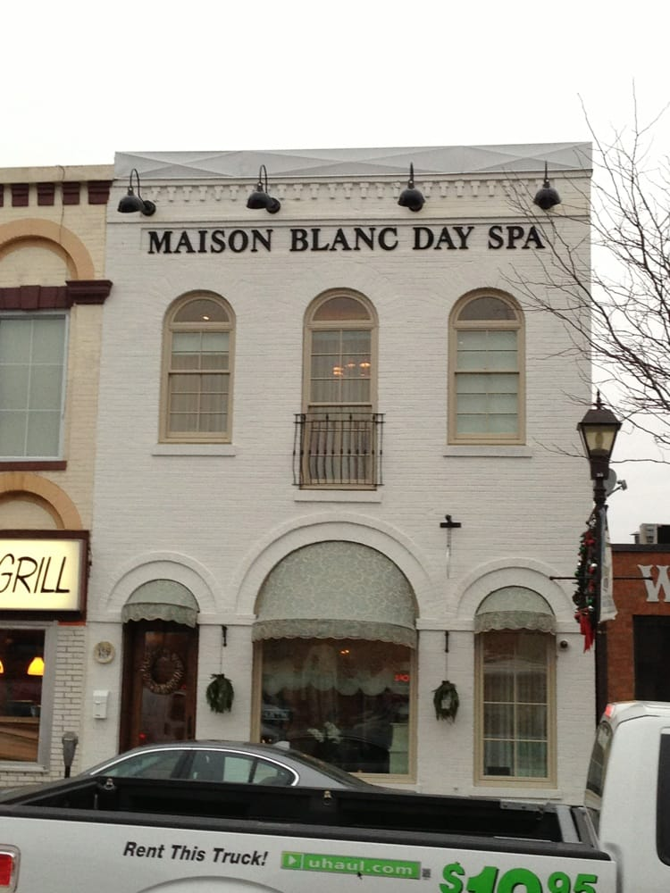 Maison Blanc Day Spa