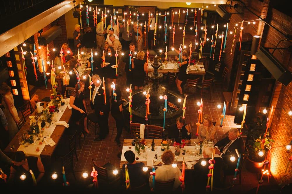 Lighting and DJ/MC services for wedding at Cigar Bar San Francisco ...