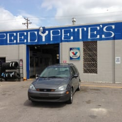 Speedy Pete S Tires Tires 2118 E Central Ave Wichita Ks