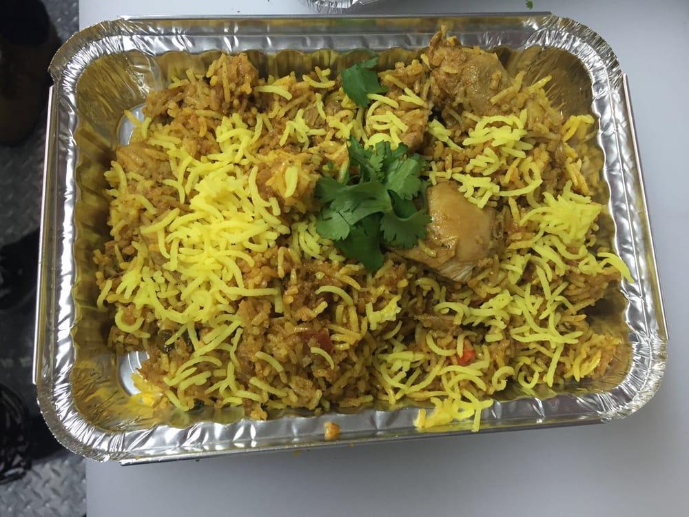 Chicken Biryani Mughlia Style Yelp
