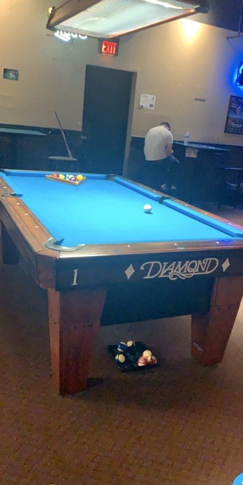 Teacher's Billiards