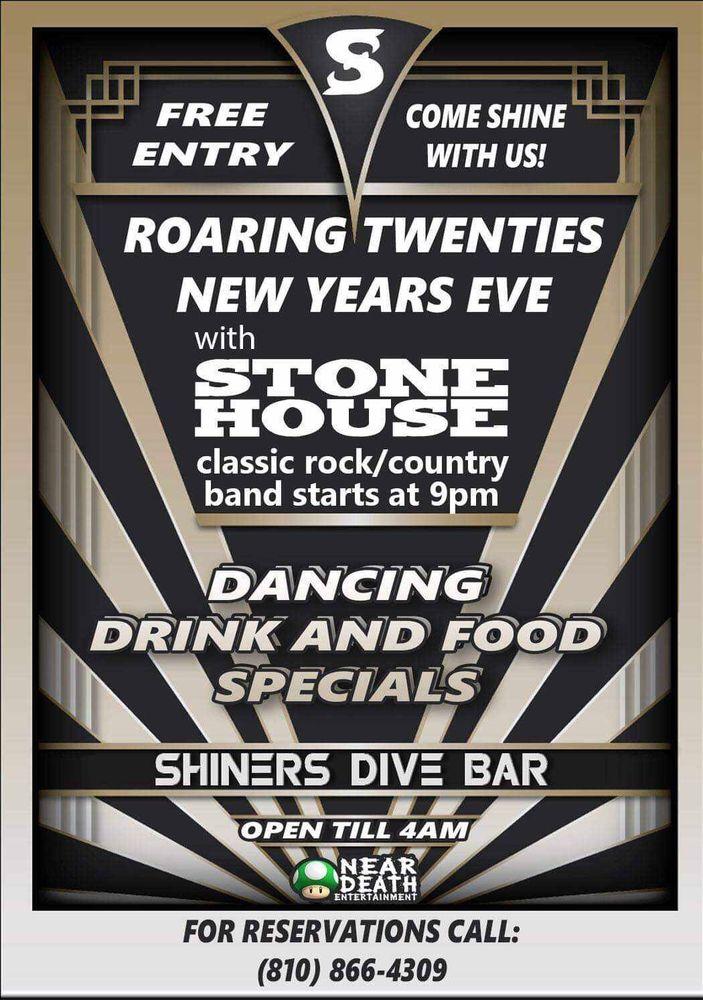 Shiners Dive Bar & Grill: 5545 S Saginaw St, Flint, MI