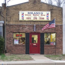 Roland's Unisex Barber Shop - Barbers - 7214 Carroll Ave, Takoma