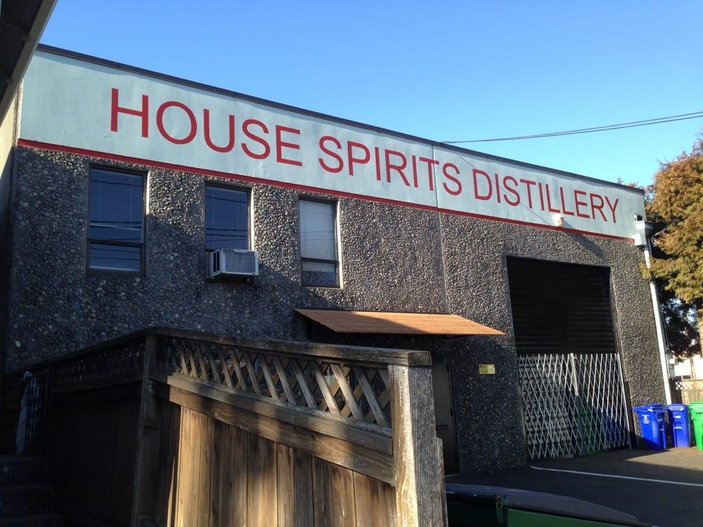 Restaurants Near House Spirits Distillery