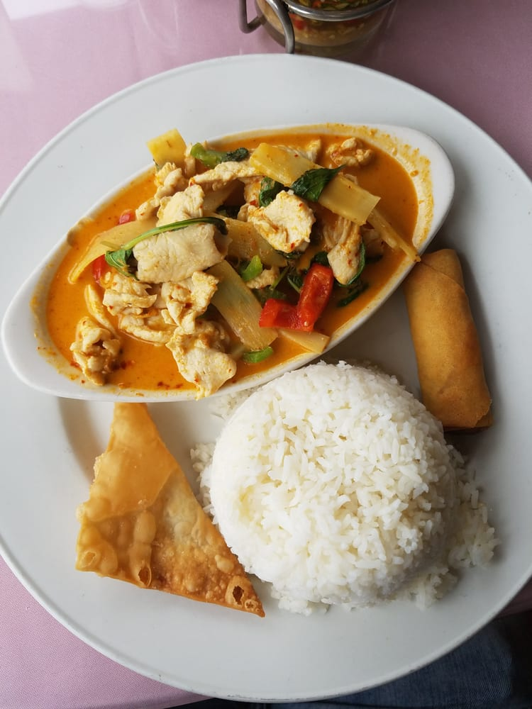 Thai Food Delivery In Irvine Ca