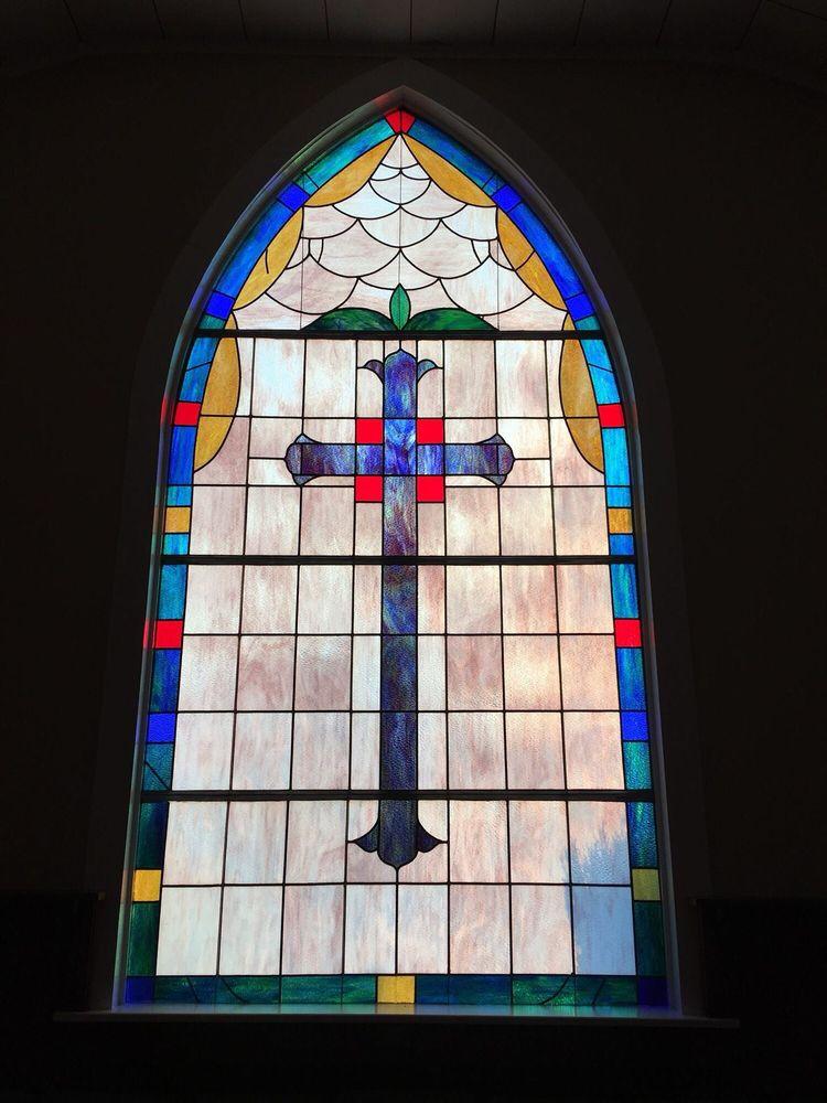 Rock Church of Amador: 120 Church St, Jackson, CA