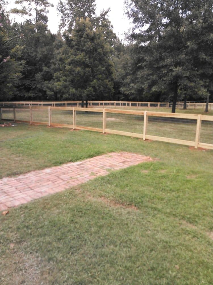 2 rail farm fencing cap boards 2x4 wire - Yelp