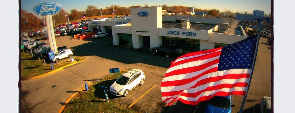 Zeck Ford 13 Photos 38 Reviews Auto Repair 4501 S 4th St
