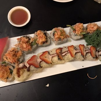 Sushi nori chicago : Cheesecake in san diego