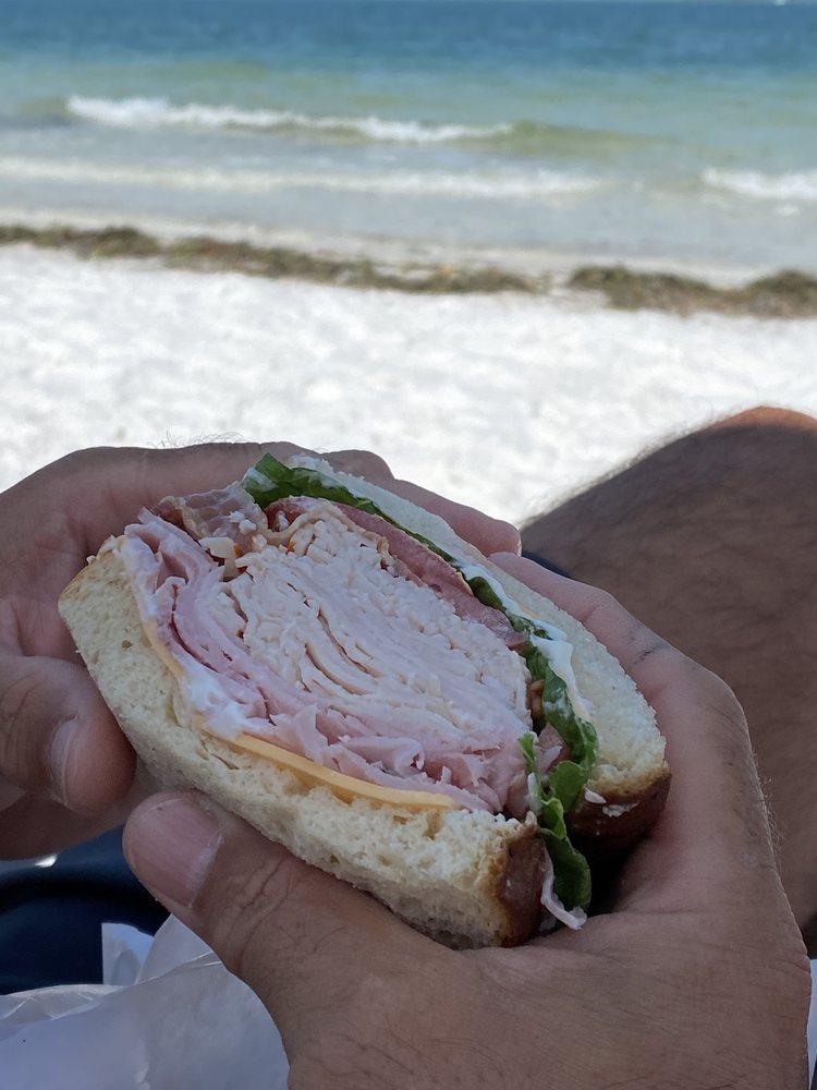 Scott's Deli: 6000 Marina Dr, Holmes Beach, FL