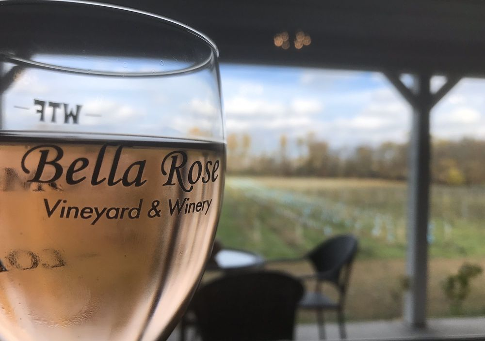 Bella Rose Vineyard & Winery: 1243 Ridge Rd, Lewiston, NY