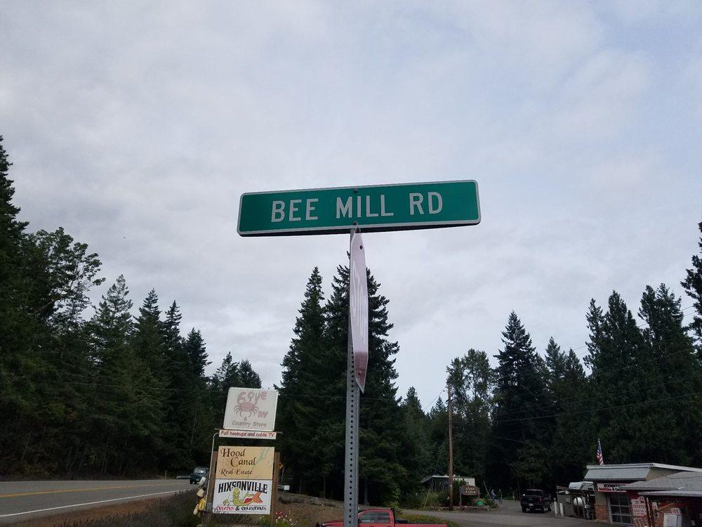 Cove Rv Park: 303075 US Highway 101, Brinnon, WA