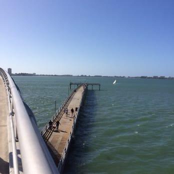 Ringling causeway bridge 34 photos landmarks for Sarasota fishing pier