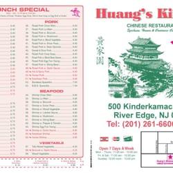 Huang S Kitchen River Edge Nj