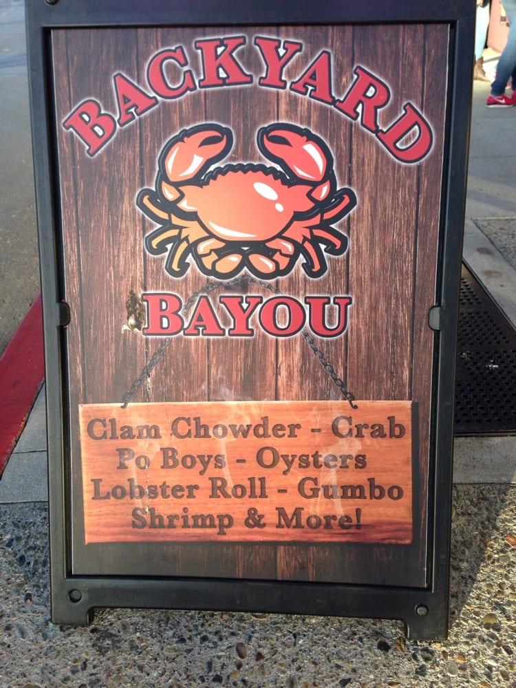 photo of backyard bayou union city ca united states
