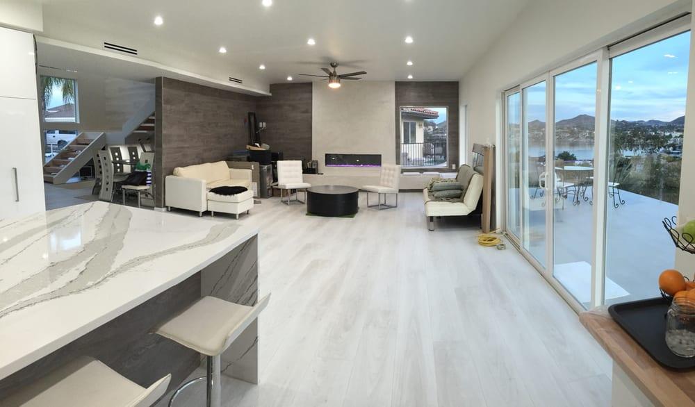 Photo Of Pacific Floor   Temecula, CA, United States. BerryAlloc Arctic  Walnut Floors