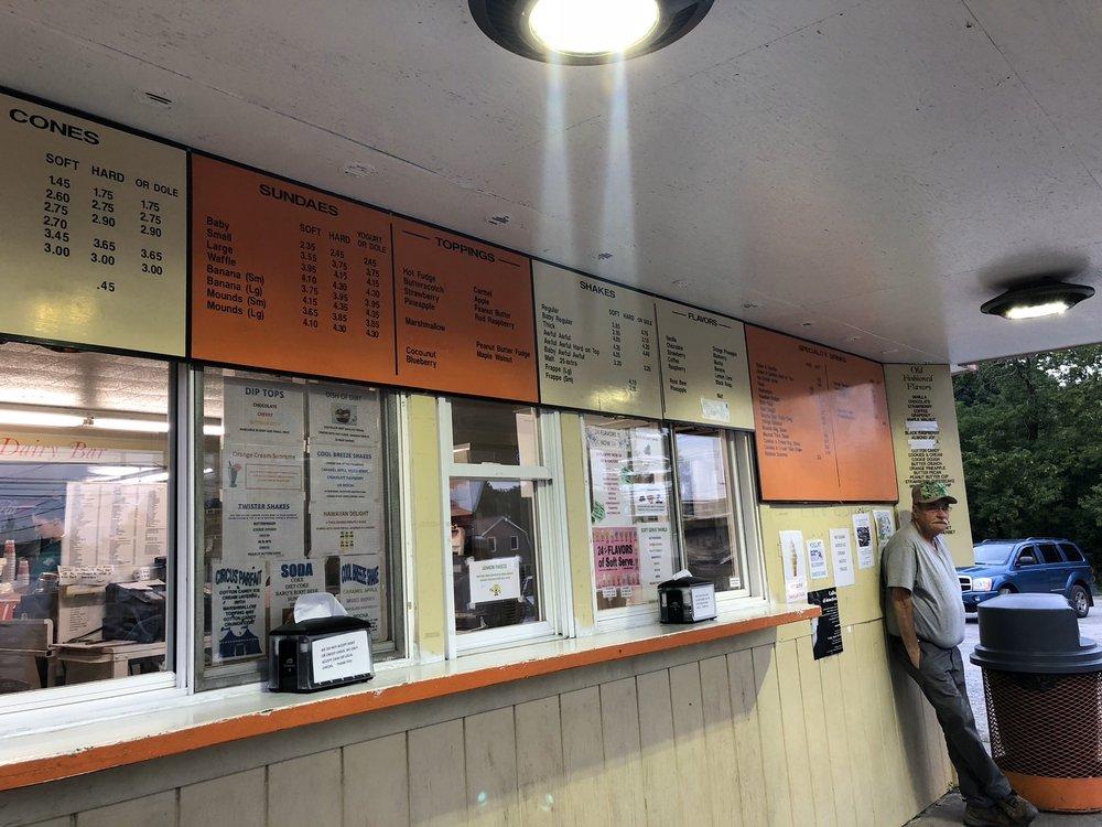 Houlton Farms Dairy Bar: 131 Military St, Houlton, ME