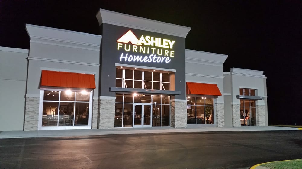 ashley homestore furniture stores 1604 florence blvd florence al phone number yelp. Black Bedroom Furniture Sets. Home Design Ideas